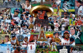 Angels Collage by Opie Otterstad