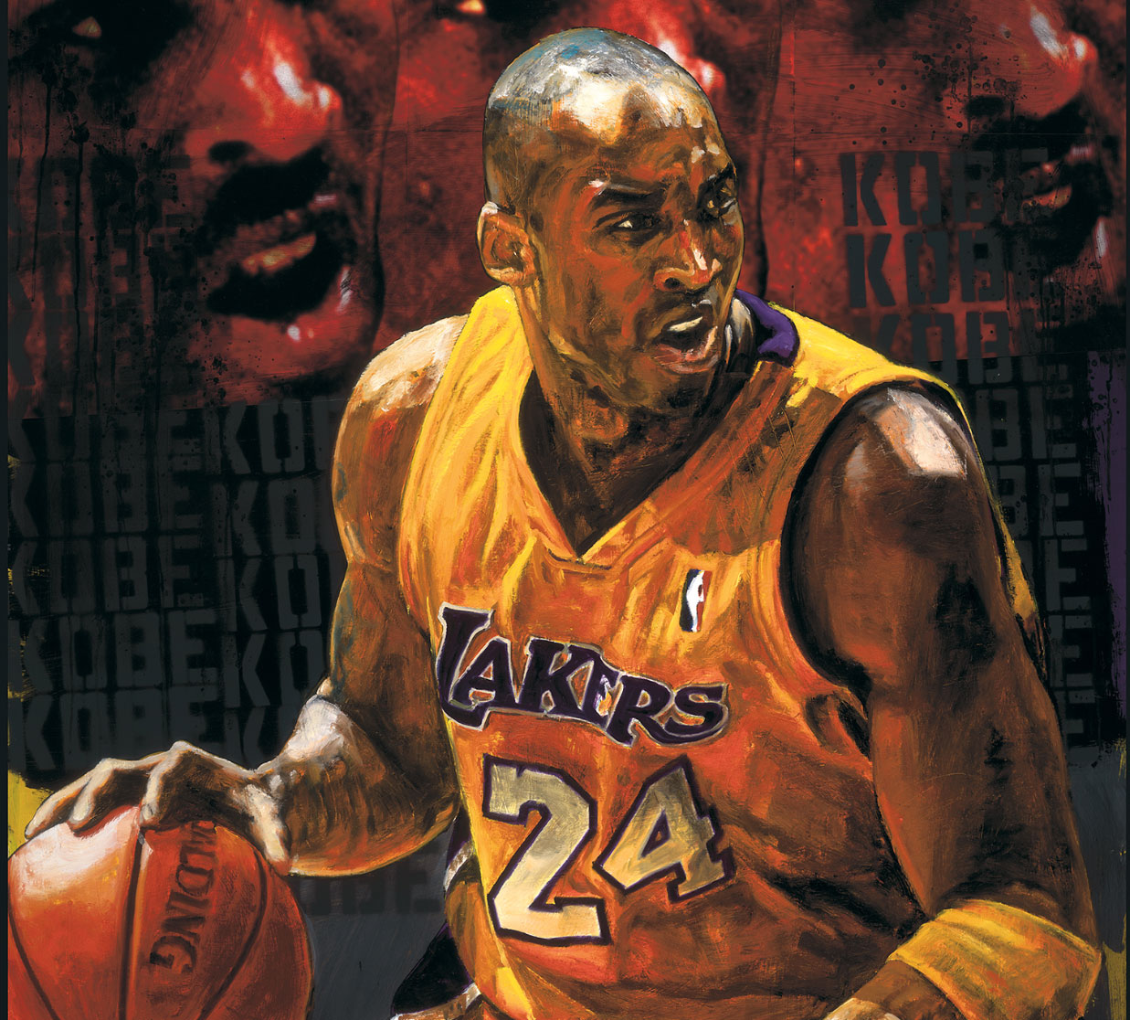 Kobe by Stephen Holland