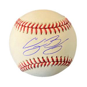 Cody Bellinger Autographed Baseball