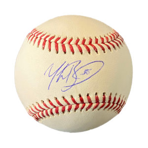 Mookie Betts Autographed Ball