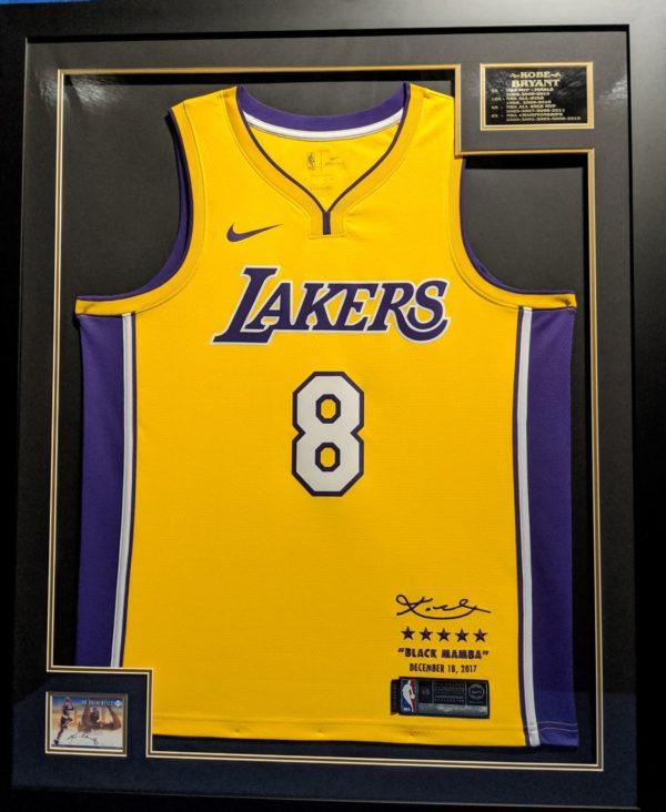 Kobe 8 Jrsy