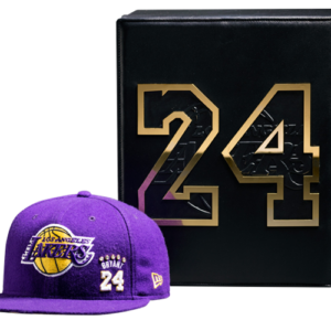 Kobe Bryant Purple Cap
