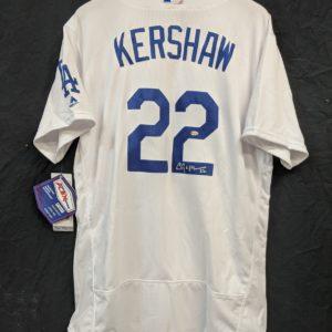 Kershaw Jersey