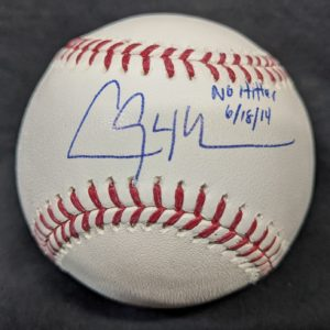 Kershaw NoHit Ball