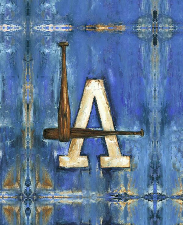 Lindsay Frost LA logo